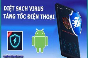 Phần mềm diệt virus trên điện thoại