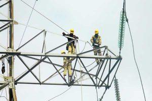 Công suất hao phí trong quá trình truyền tải điện