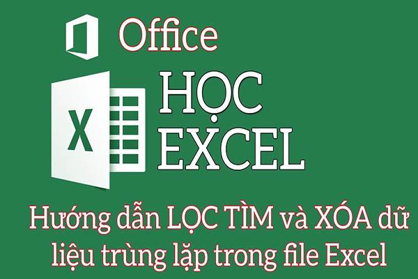 Hướng dẫn lọc và xóa dữ liệu trong Excel