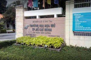 Đại học mở chi nhánh Bình Dương
